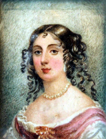 An Unknown Young Lady