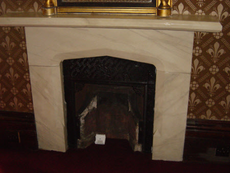 Chimneypiece, Boudoir, Oxburgh Hall