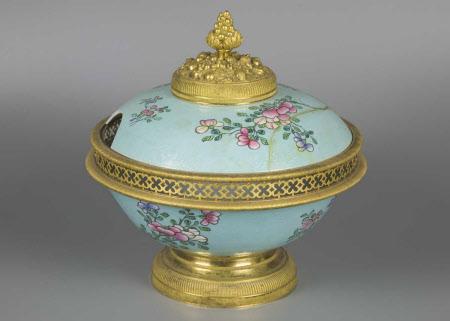 Pot pourri bowl