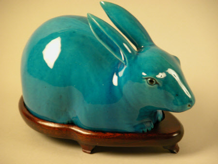 Hare figure