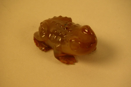 Toad figure