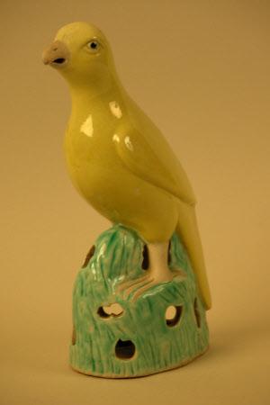 Parrot figure