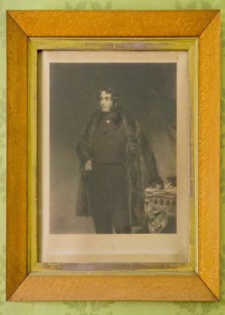 Francis Egerton, 1st Earl of Ellesmere KG, PC, (1800-1857) (after John Bostock)