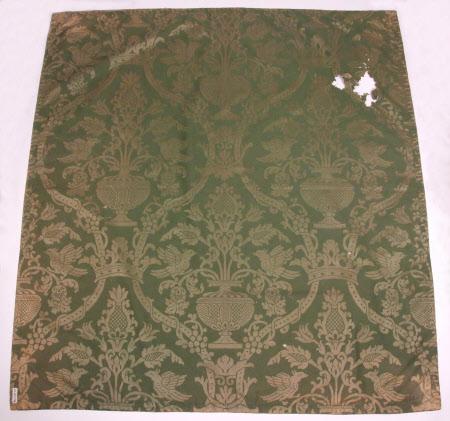 Silk panel