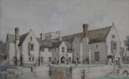 Nymans, Handcross, Sussex
