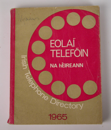 """Results, Object Type: """"telephone directory"""" 