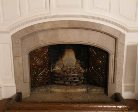 Chimneypiece, Drawing Room Standen