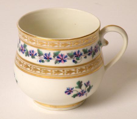 Custard pot
