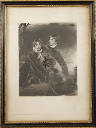 The Masters Pattisson: William Henry Ebenezer Pattisson (1801-1832) and his brother Jacob Howell ...