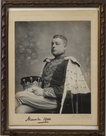 Aubrey, Earl of Munster, 1862-1928.