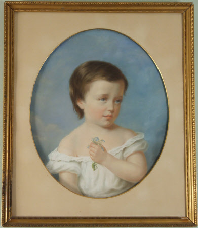 The Rt Hon. William McEwan MP (1827-1913) as a Child