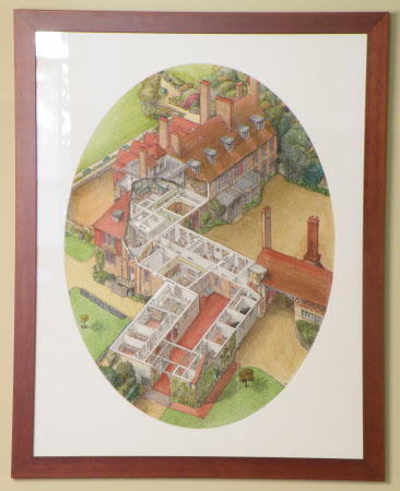 The Service Wing at Standen, West Sussex
