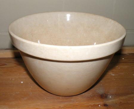 Pudding basin