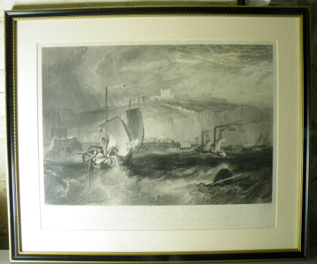 Dover (after Joseph Mallord William Turner, RA)