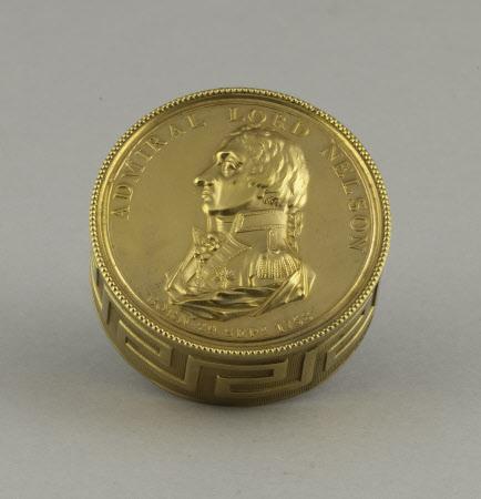 Horatio Nelson, 1st Viscount Nelson (1758-1805)