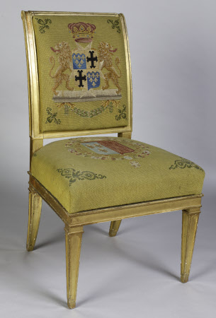 The Congress of Vienna Chairs (Dalberg)