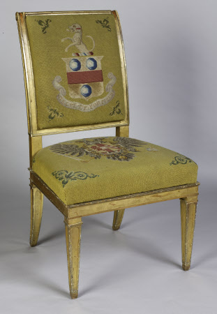 The Congress of Vienna Chairs (Wessenberg)