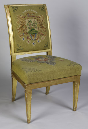 The Congress of Vienna Chairs (Stackelberg)