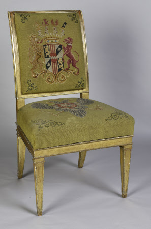 The Congress of Vienna Chairs (Nesselrode)