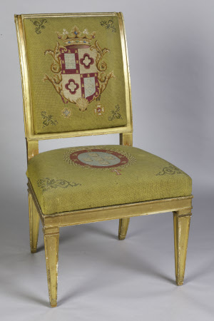 The Congress of Vienna Chairs (Sousa Holstein)