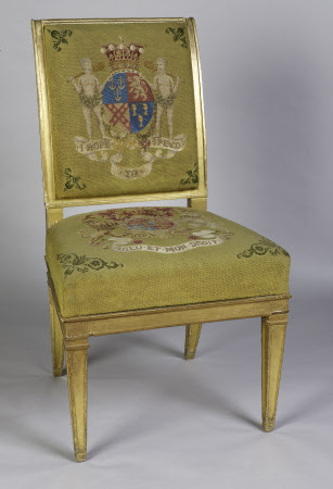 The Congress of Vienna Chairs (Cathcart)