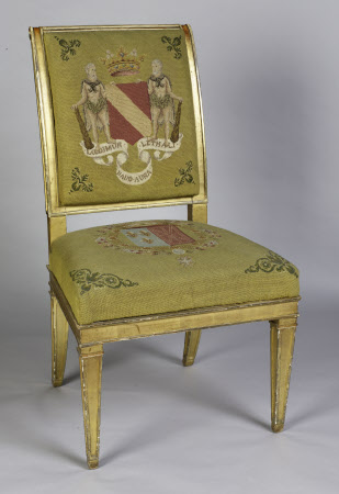 The Congress of Vienna Chairs (Comte de Noailles)