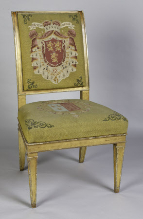 The Congress of Vienna Chairs (Talleyrand)