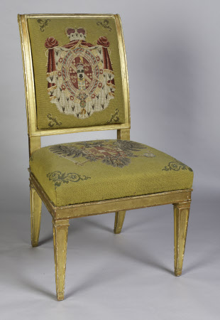 The Congress of Vienna Chairs (Metternich)