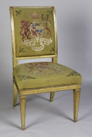 The Congress of Vienna Chairs (Clancarty)