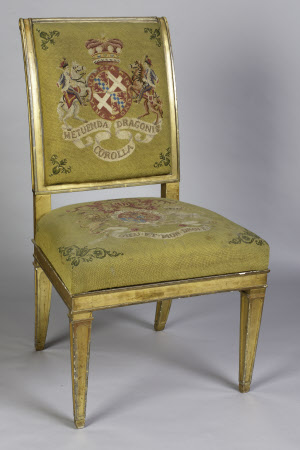 The Congress of Vienna Chairs (Lord Stewart)