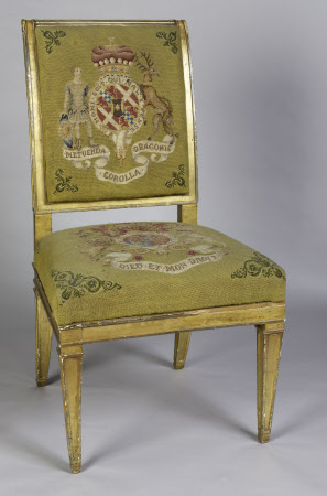The Congress of Vienna Chairs (Castlereagh)