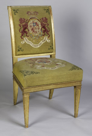 The Congress of Vienna Chairs (Wellington)