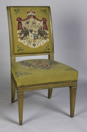 The Congress of Vienna Chairs (Hardenberg)