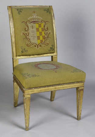 The Congress of Vienna Chairs (Count Porto Santo)