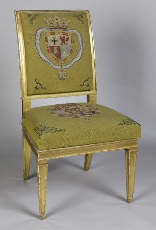The Congress of Vienna Chairs (Labrador)