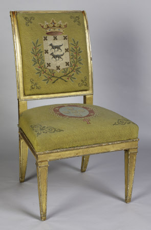 The Congress of Vienna Chairs (Count Lobo)