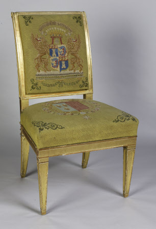 The Congress of Vienna Chairs (De La Tour du Pin)