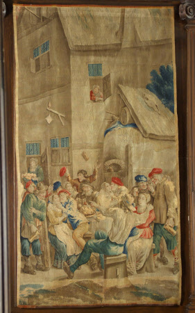 Peasants Merrymaking