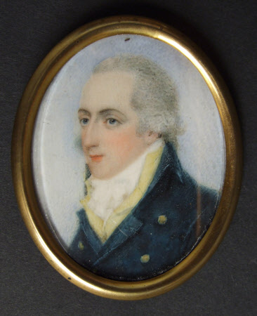 An Unknown Gentleman said to be Peniston Lamb, 1st Viscount Melbourne (1745-1828)