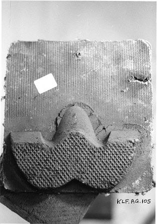 Horseshoe protector pad