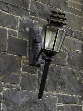 Carriage lamp