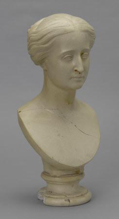 Empress Eugénie, consort of Napoleon III, Emperor of France (1826-1920)