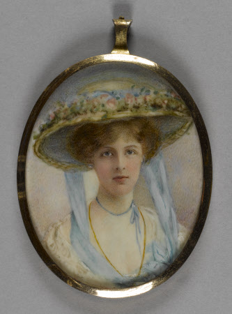 Lady Edith Helen Chaplin, Marchioness of Londonderry (1879-1959)