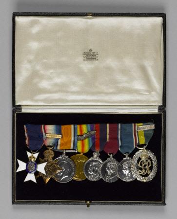 Medal box