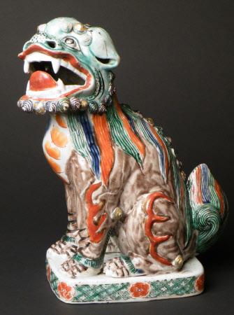 Buddhistic lion