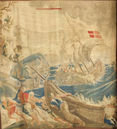 Shipwreck (fragment)
