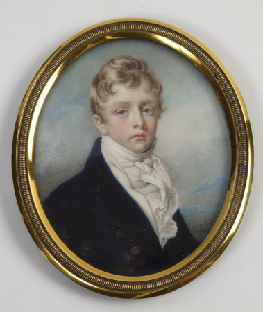 The Hon. John William Robert Kerr, later 7th Marquess of Lothian PC (1794-1841)