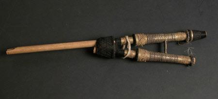 Huqqa pipe