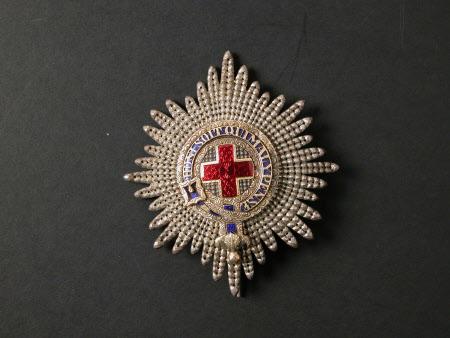 Order of the garter star
