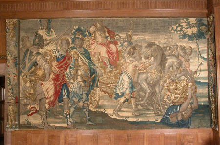 The Triumph of Belshazzar